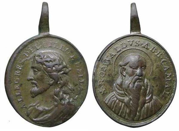 Recopilación medallas con el Rostro de Cristo ( Salvator Mvndi II) Jesucr23