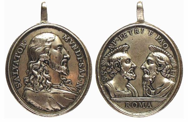 Recopilación medallas con el Rostro de Cristo ( Salvator Mvndi II) Jesucr24