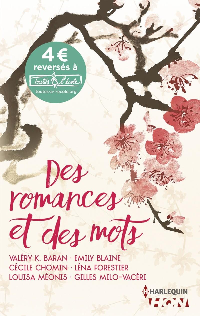 Des Romances et des Mots - Collectif d'auteurs HQN 97822810