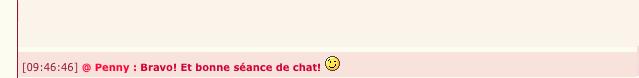 """Tuto """"Comment bien utiliser le chat du forum? """" Captur27"""