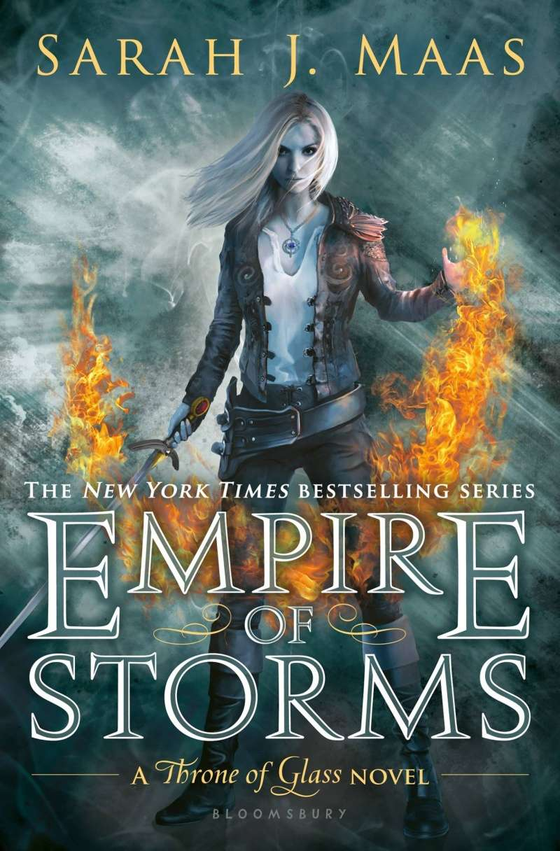 Keleana - Tome 5 : Empire of Storms de Sarah J. Maas Empire11