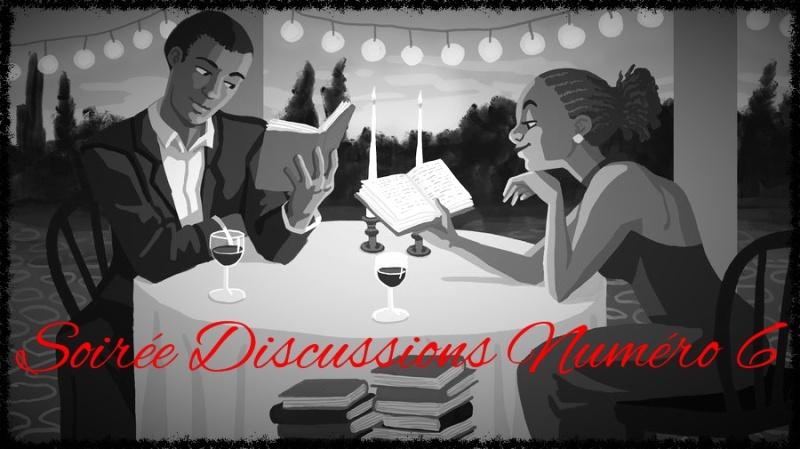 Soirée Discussions du 29 mai : La romance et vous, bilan après le boum chez les libraires. Romanc10