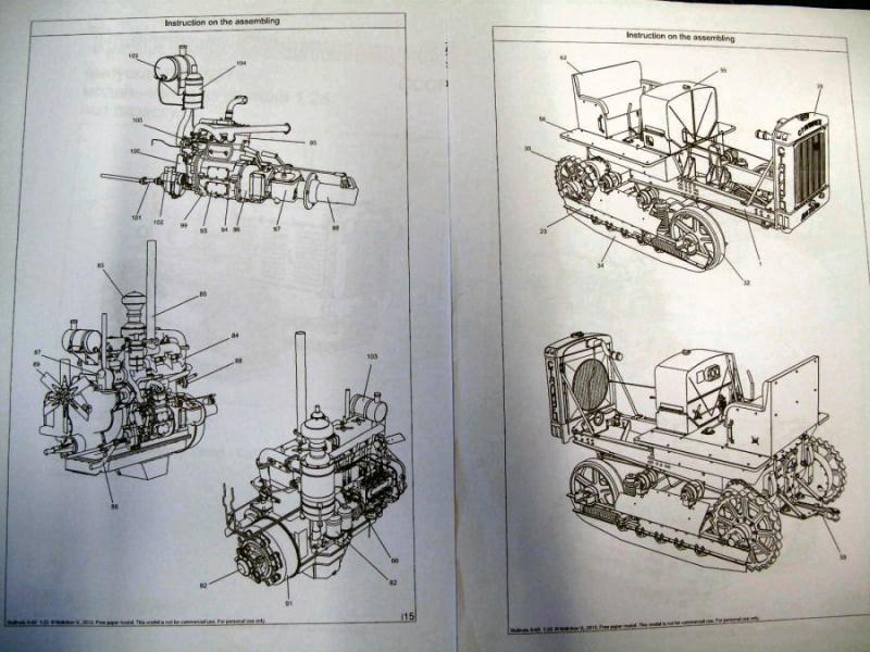 Fertig - Lok BR 52 von Modelik 1:25 gebaut von Lothar - Seite 4 Img_7942