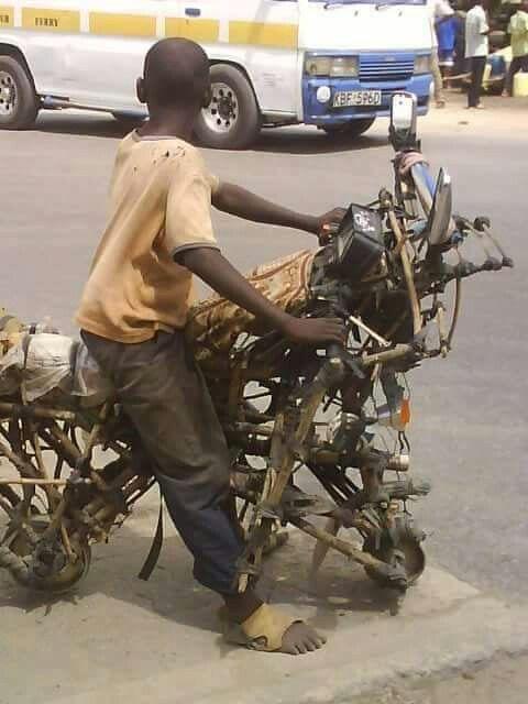 """""""Rat bike"""", c'est quoi cette bestiole ? 83180310"""
