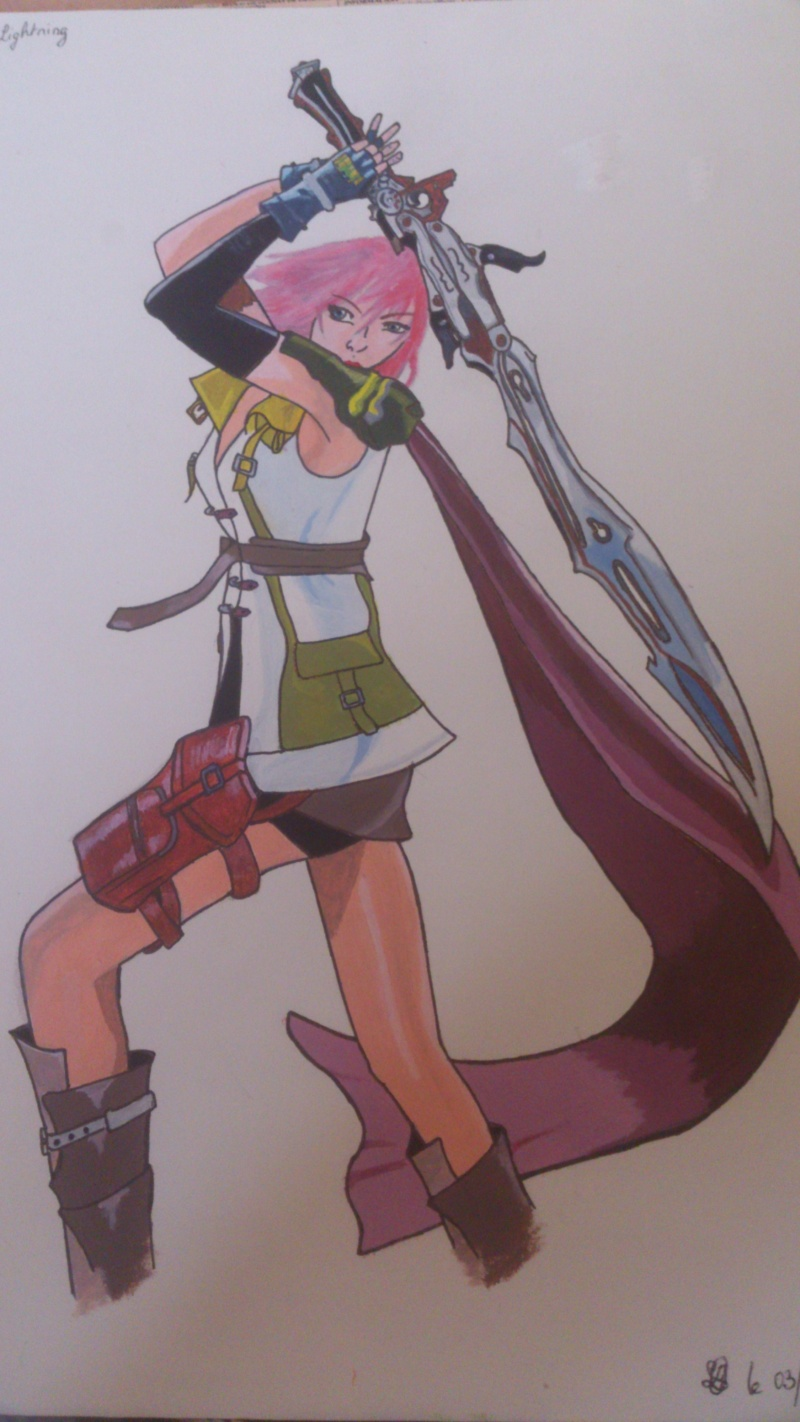 dessins de final fantasy Dsc_0910