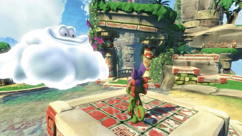 Yooka-Laylee,suite spirituelle de Banjo-Kazooïe (PC,PS4,Xone et switch) Yooka210