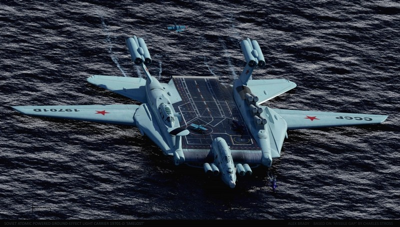 Future russian aircraft carriers. #1 - Page 22 1_ja1010