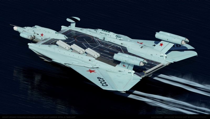 Future russian aircraft carriers. #1 - Page 22 2_ja610