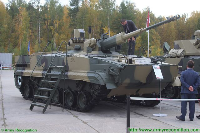"""Derivation"" 57mm AA gun development Bmp-3_11"