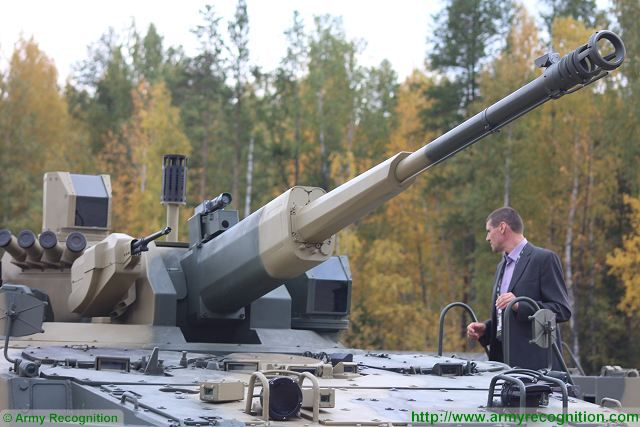 """Derivation"" 57mm AA gun development Bmp-3_12"