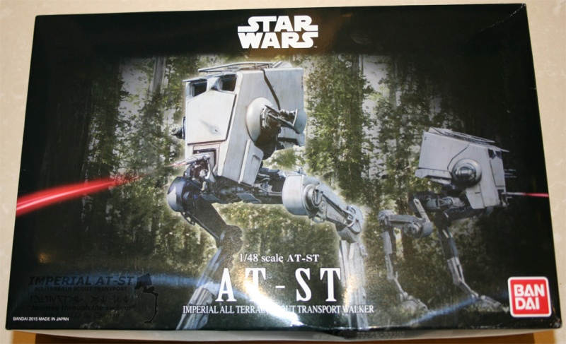 """Imperial AT-ST """"Journey through the swamp"""" (BANDAI) [WIP] 111"""