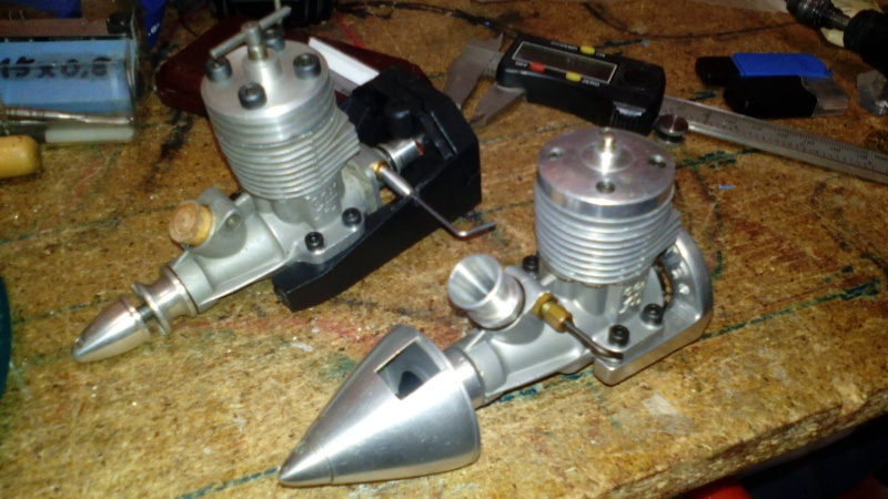 American Micro Model airplanes engines ½ A Story .010 .020 .024 .035 .039 .049 .061 .074 - Page 2 Img_2024