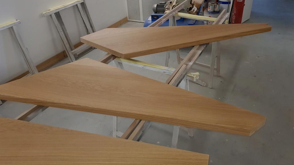 Escalier Droit en Frêne avec tiroirs  - Page 2 20200514