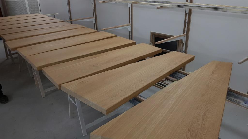 Escalier Droit en Frêne avec tiroirs  - Page 2 20200515