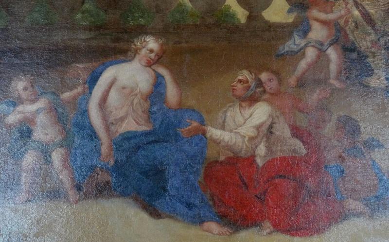 Pomone, nymphe des jardins à Versailles Dsc06621