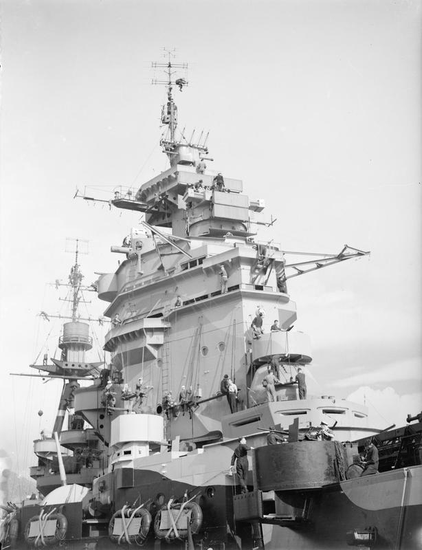 HMS RODNEY au 1/72 47215610