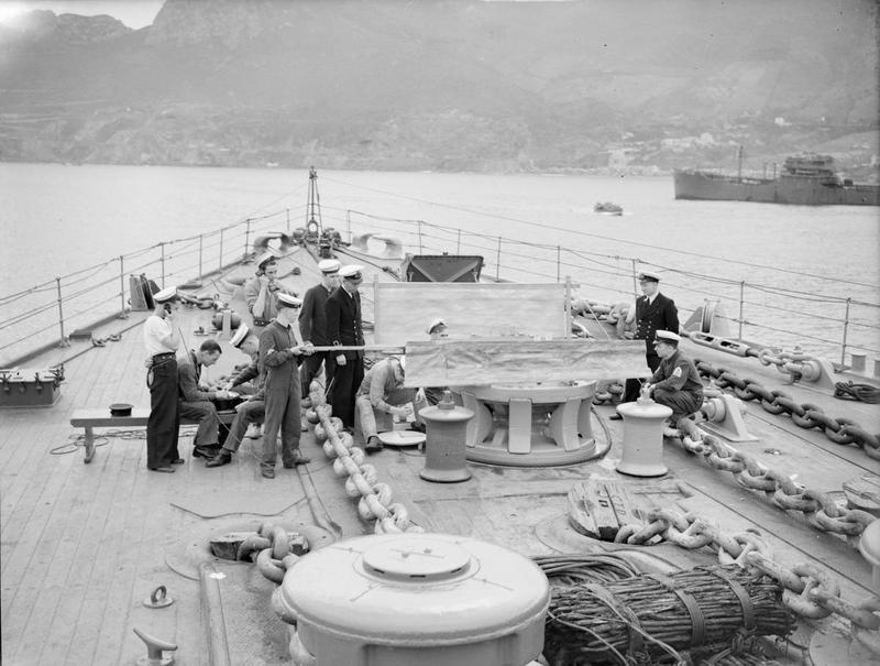 HMS RODNEY au 1/72 47215712