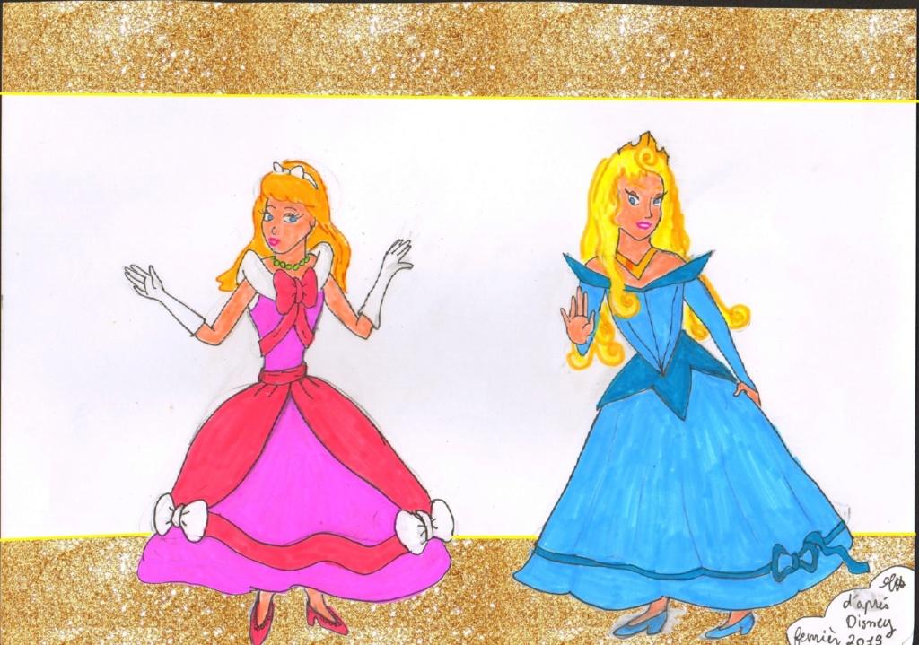 Mes dessins de Blanche Neige C_et_l10