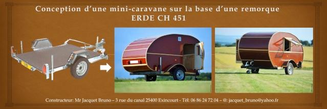 Fabrication d'une mini caravane de type Teardrop par Le Bouvet Diapos10