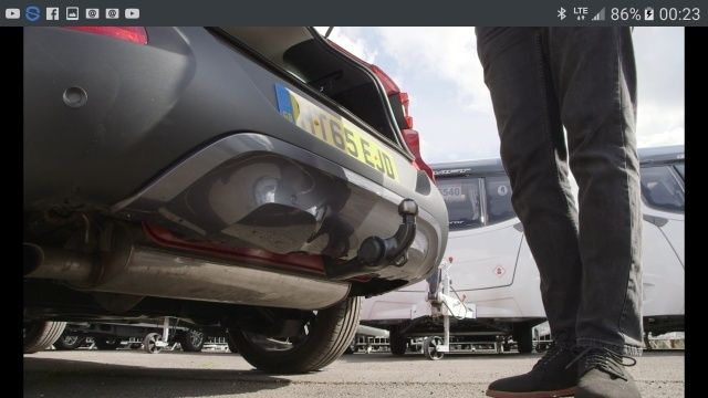 Renault Kadjar: boule de remorquage amovible, joli véhicule en plus Tmp_1414