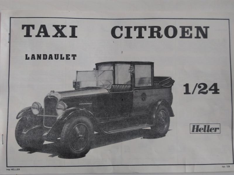 Citroën B14 Taxi Landaulet  Img_2051