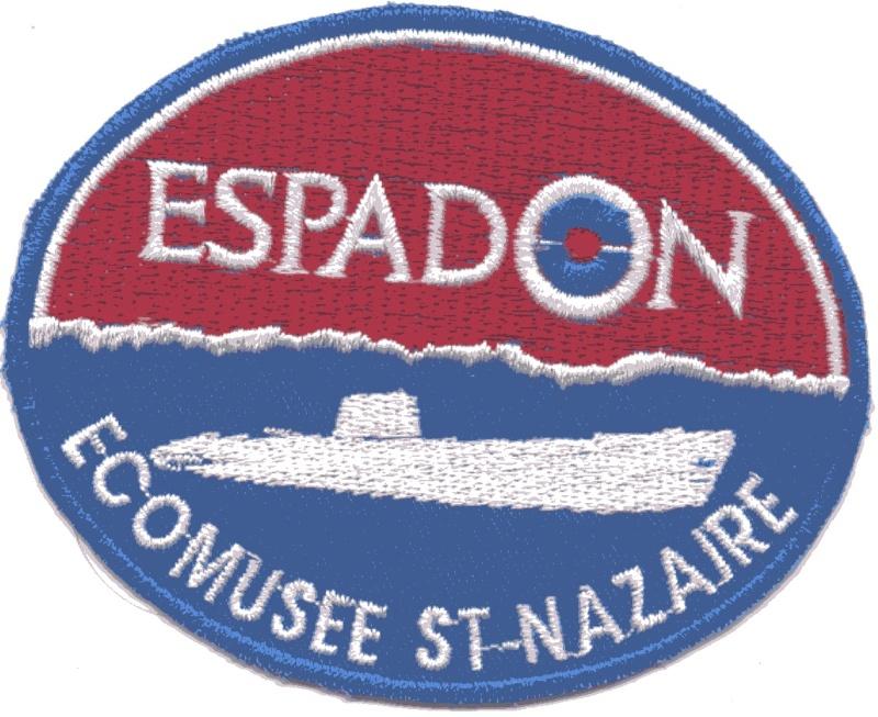 [ Les musées en rapport avec la Marine ] L'Espadon à St Nazaire Musee_11
