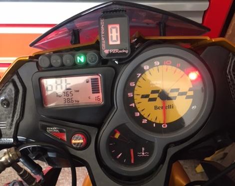 Benelli tnt 899 ne démarre plus après changement de batterie  Compte10