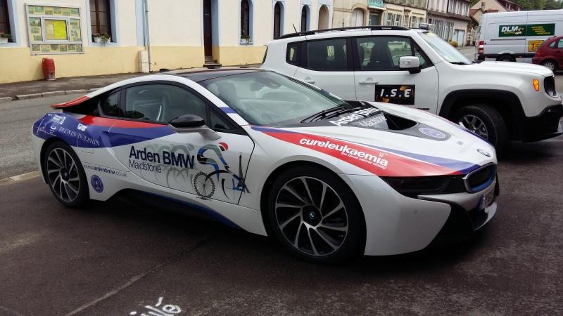 J'ai roulé avec des BMW 20160514