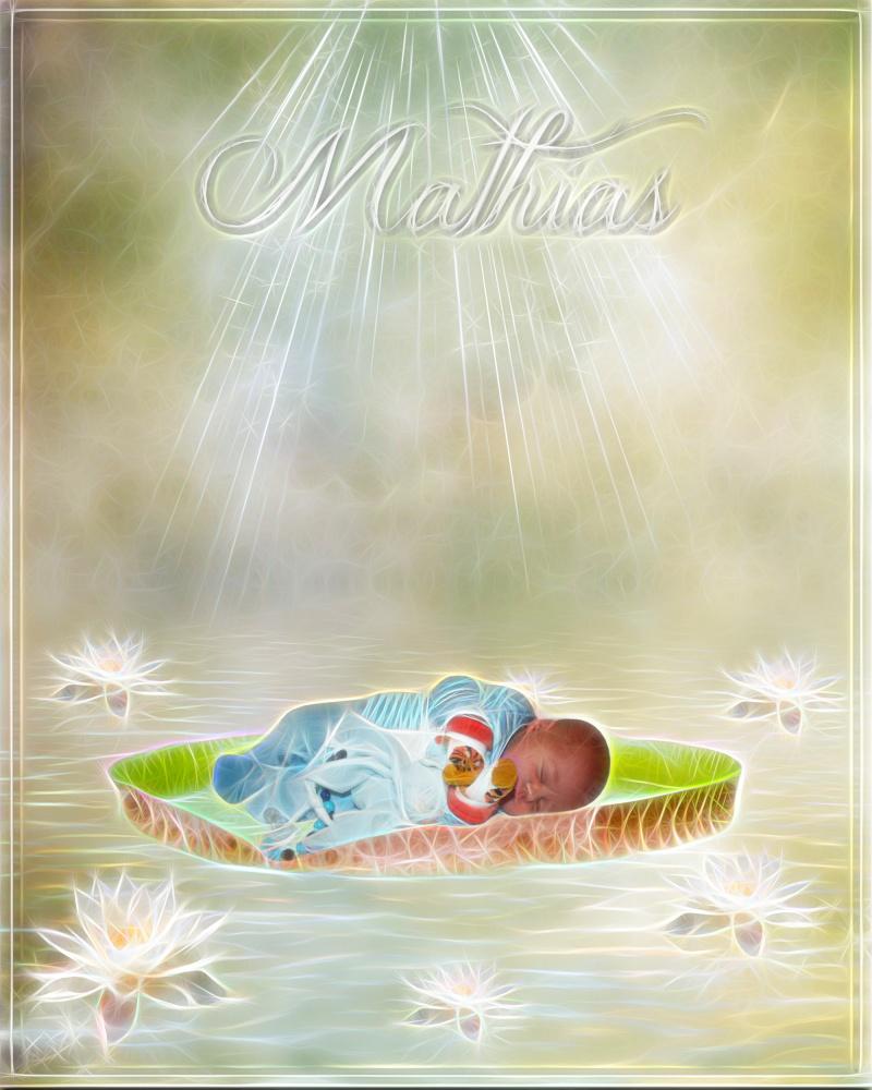 Montage pour mon neveux Mathias pour ses 2 mois demain 1_a210