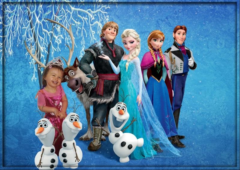 La reine des neiges A8616210