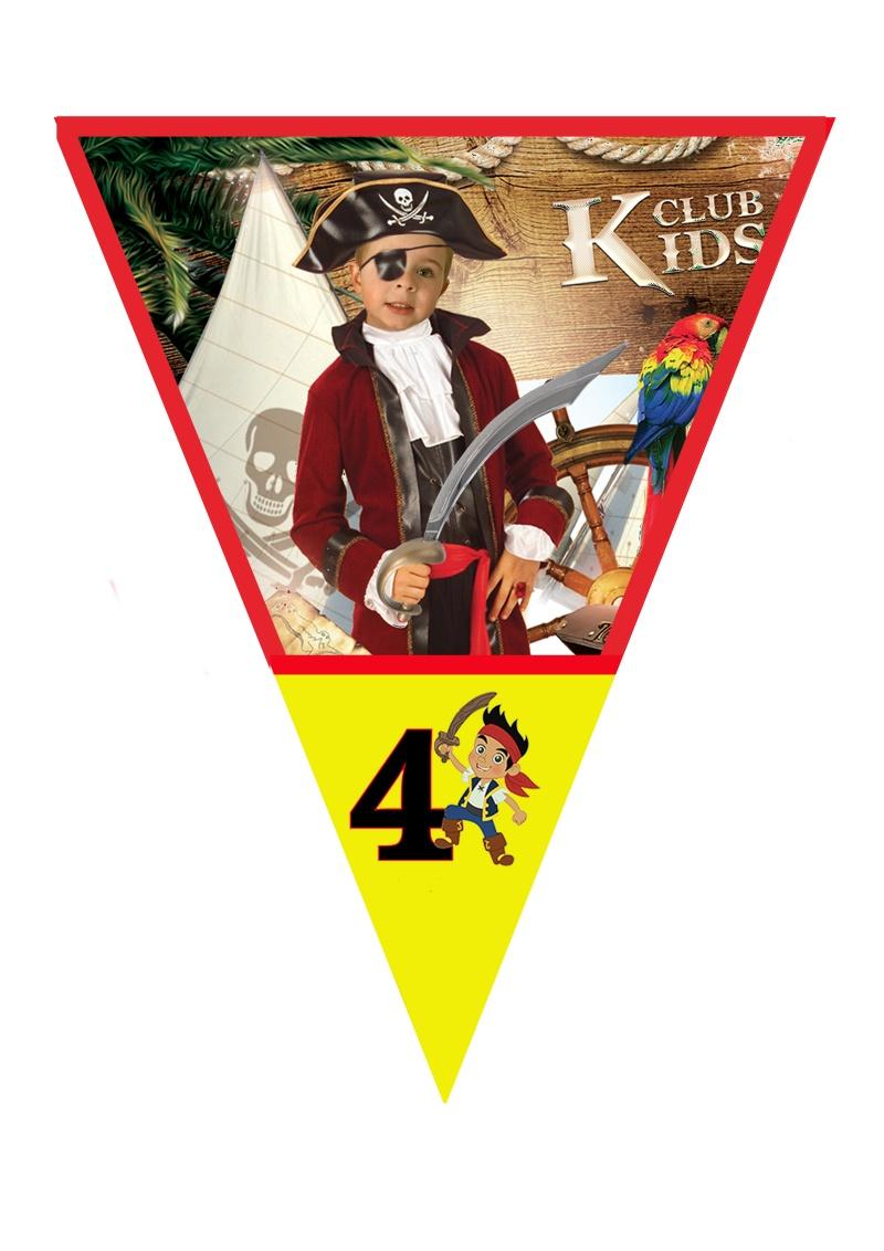 Anniversaire pirate Fanion11