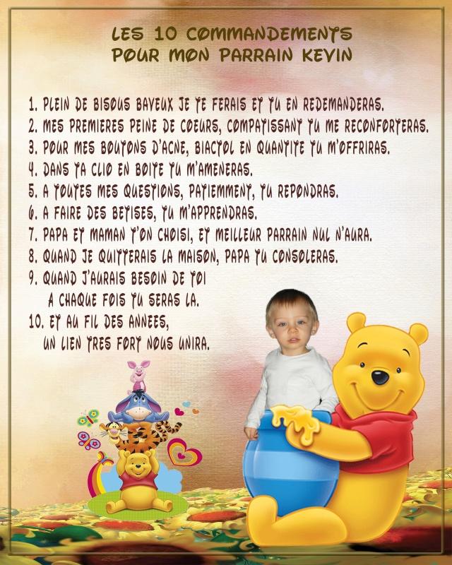 demande 10 commandements parrain marraine Parrai16