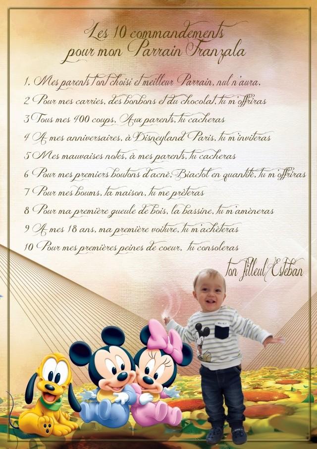 10 commandements Parrai19