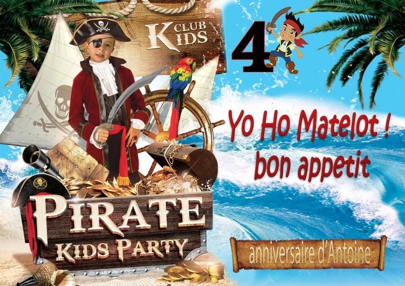 Anniversaire pirate Set_ta10