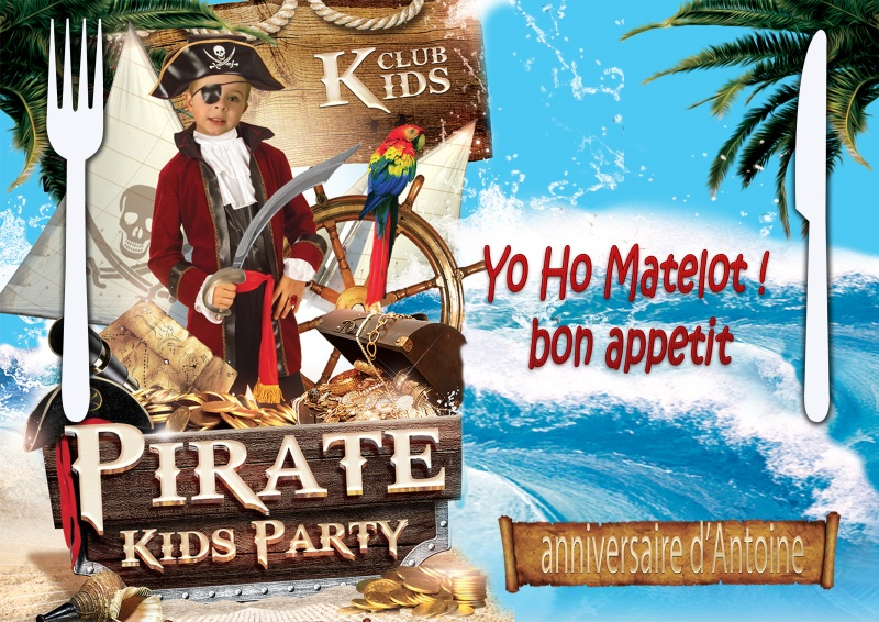 Anniversaire pirate Set_ta13