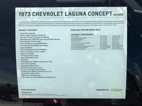 GM concept Laguna on HRPT 2019 Lag510