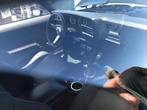 GM concept Laguna on HRPT 2019 Lag610