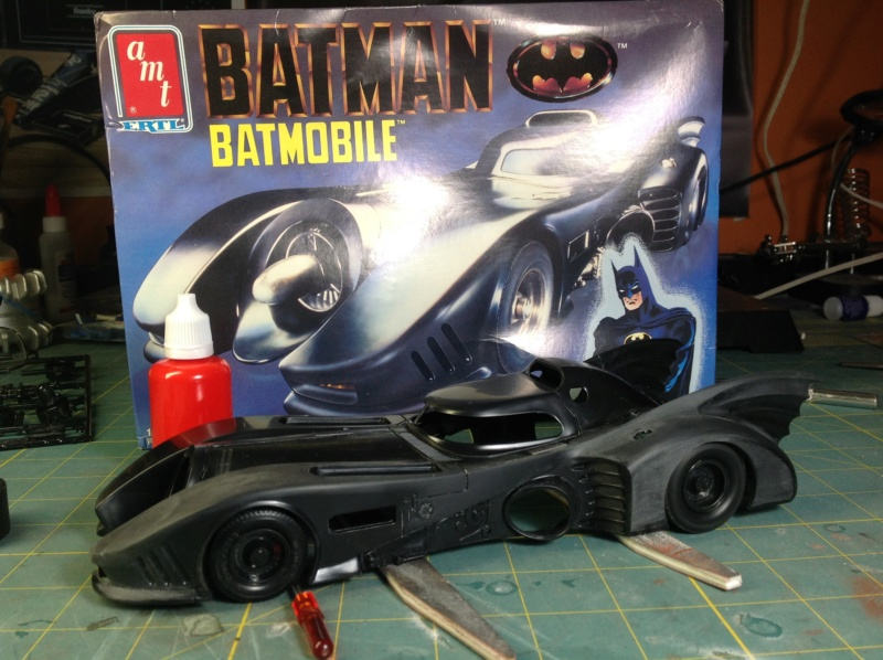 The Batmobile from the '89 movie, Img_5315