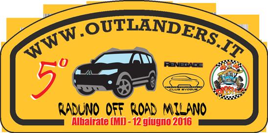 5° raduno Outlander off road Milano Albairate 12 giugno 2016 - Pagina 2 2016-510