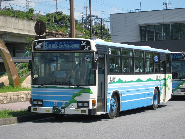 [2010年の夏][滋賀] 江若交通 Img_5910