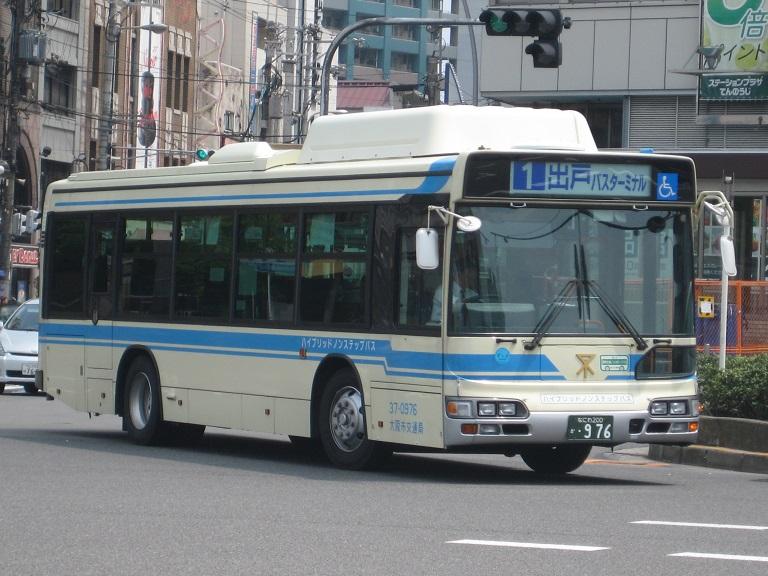 [2010年の夏][大阪市] 大阪市バス Img_6010