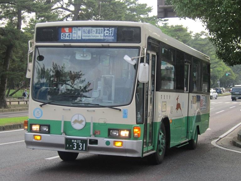 [2013年の夏][奈良市] 奈良交通 Img_9711