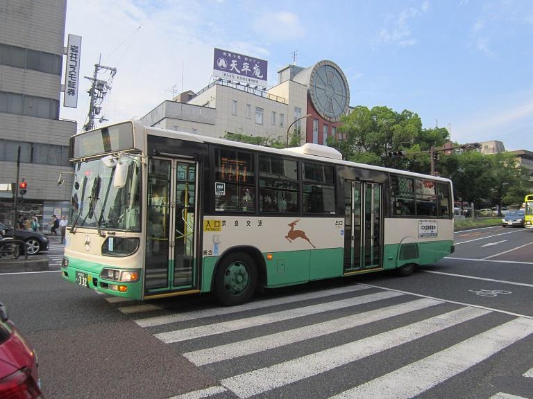 [2013年の夏][奈良市] 奈良交通 Img_9714