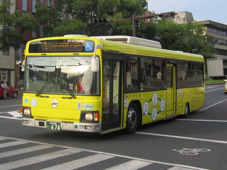 [2013年の夏][奈良市] 奈良交通 Img_9716