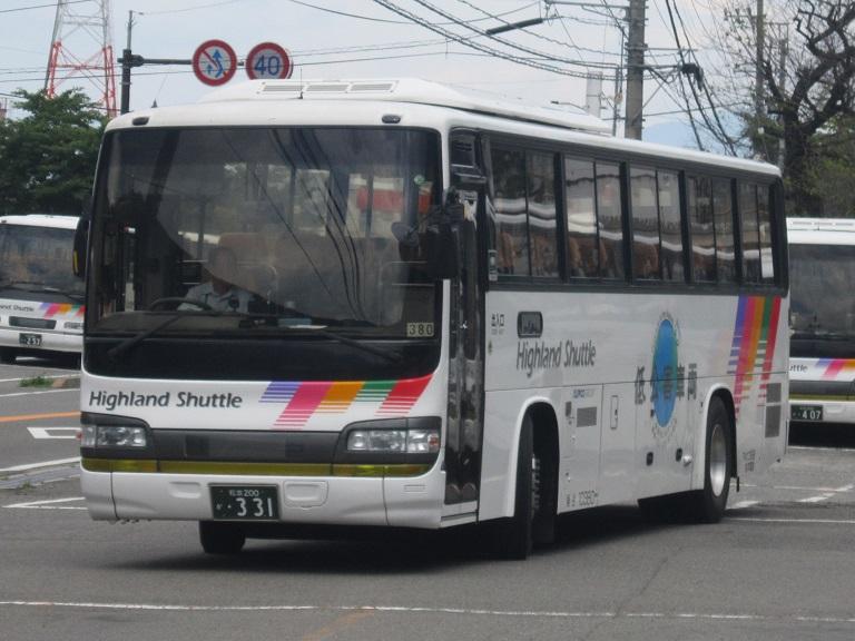 [2013年の夏][新島々駅/上高地/乗鞍] アルピコ交通 Kami2023