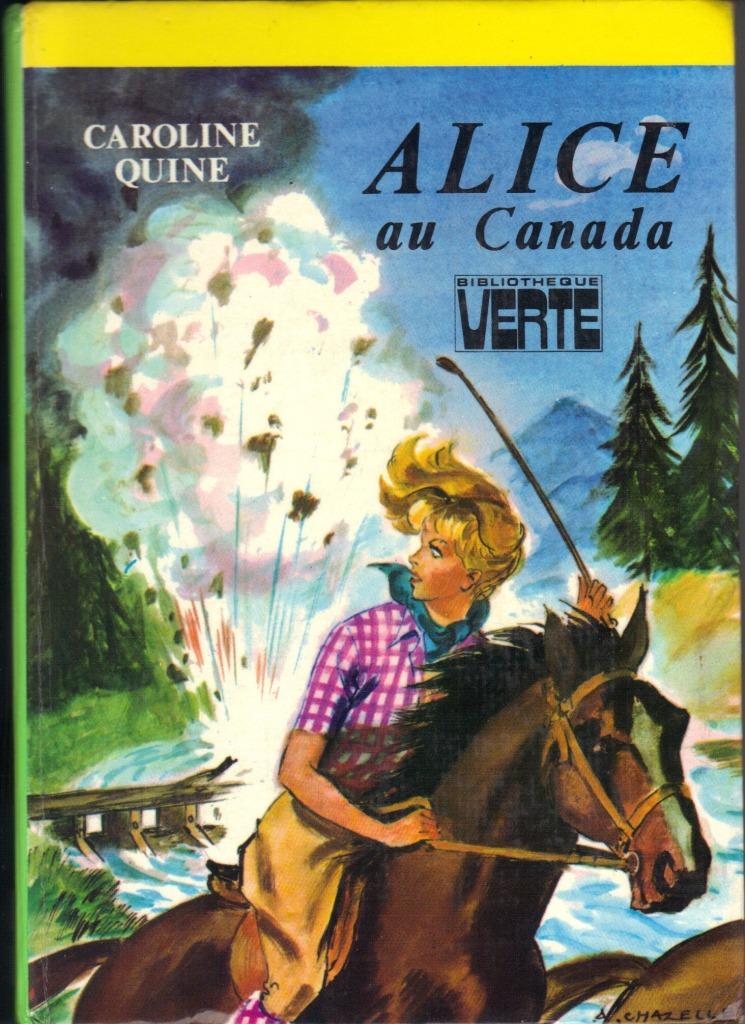 Les anciennes éditions de la série Alice. - Page 2 Alice_10