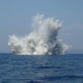Dio : Torpillage du RMS Lusitania (Gunze Sangyo 1/350°) par PLEF Gerbe10