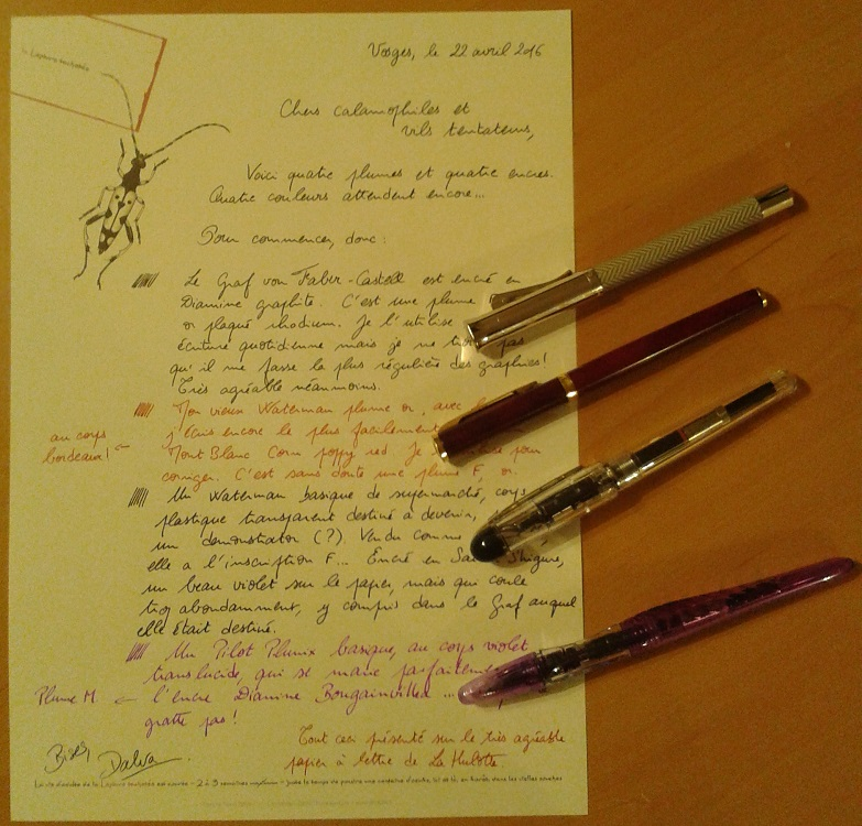 Stylos plume - Page 14 20160422