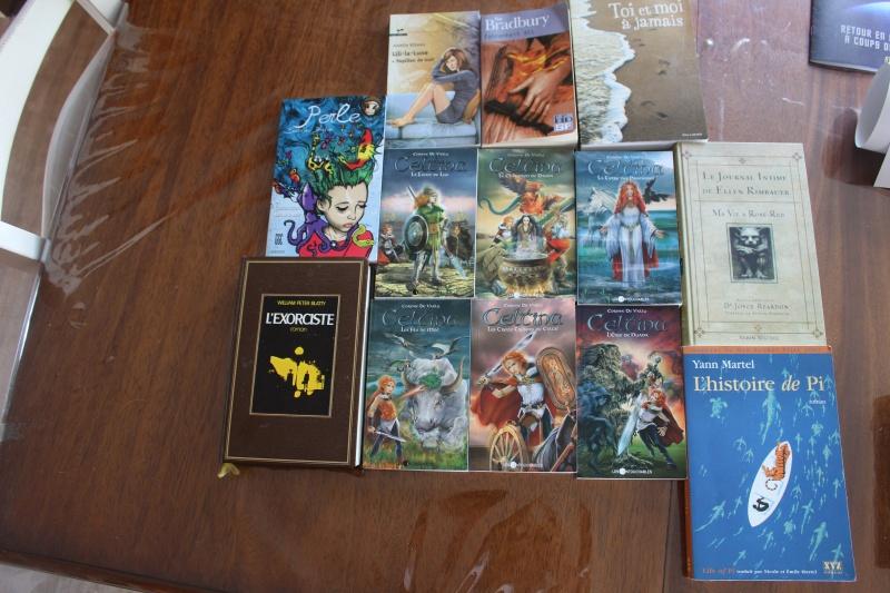 Dernier achat de livres ou autres lectures... Img_8811