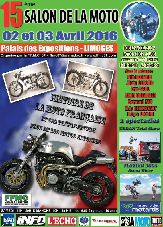 salon de la moto a Limoges 02/03 Avril 15e-sa10